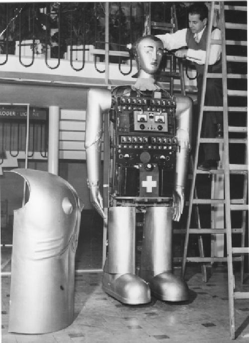 1953 Sabor wird zum Leben erweckt