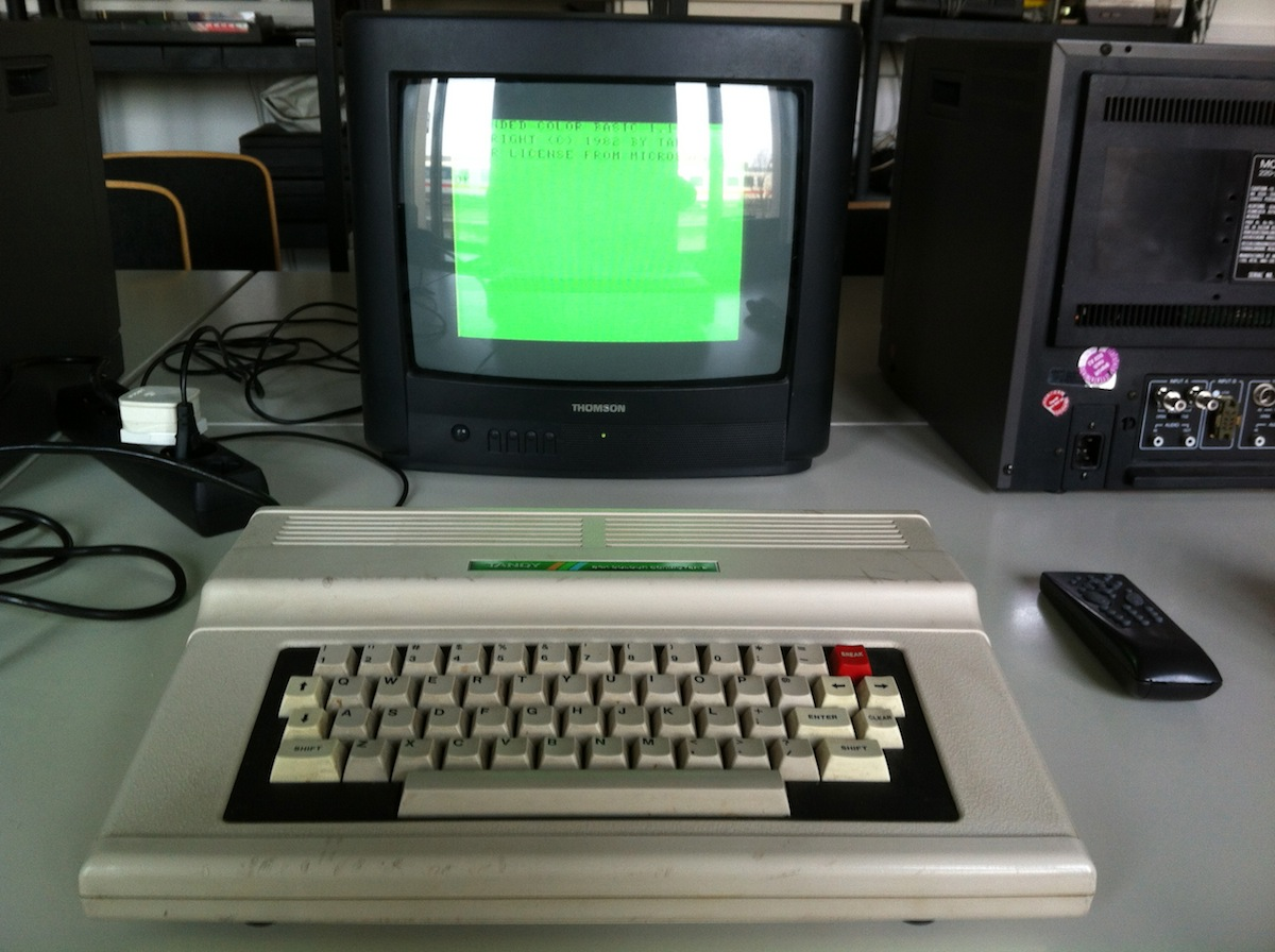 TRS-80 Color Computer 2