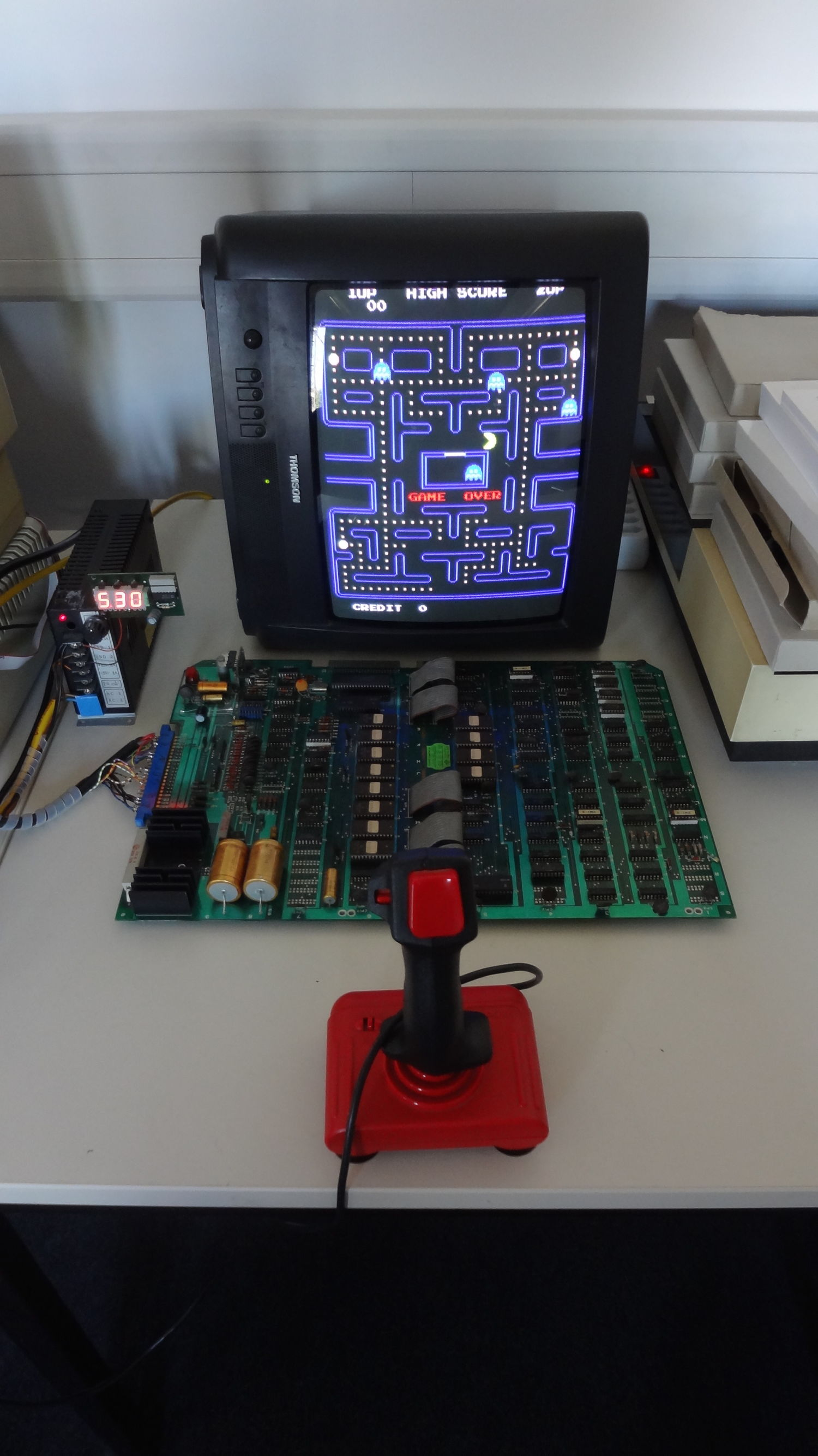 Pac-Man-Board