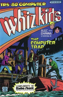 archie-whiz-kids-the-computer-trap-issue-1
