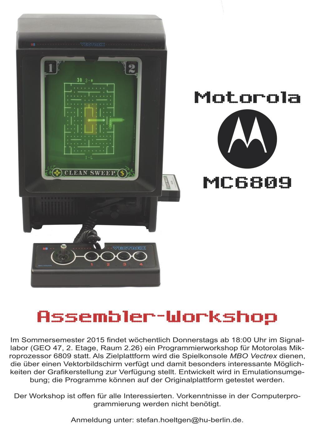 6809-Assembler