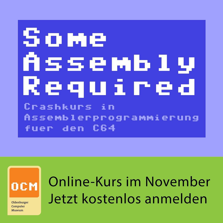 OCM-Assemblerkurs